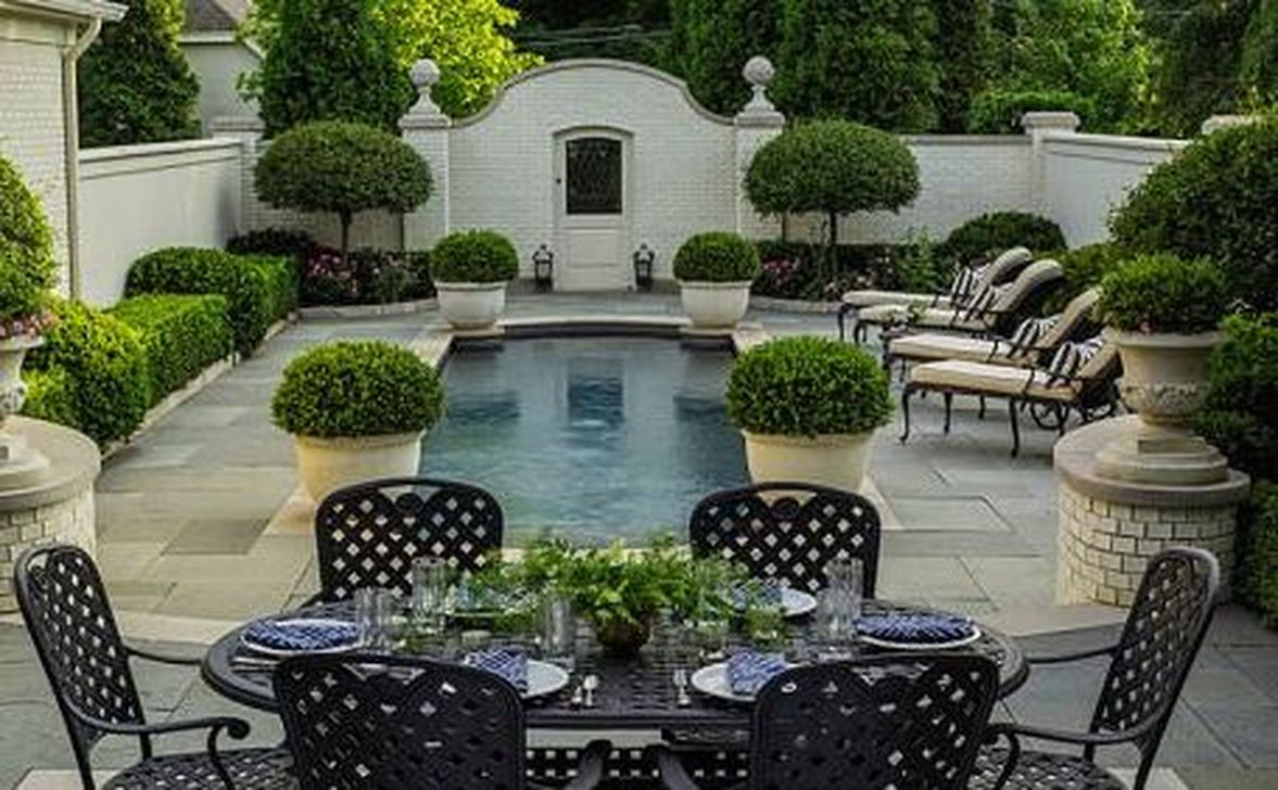 40 Awesome Great Black Swimming Pool Design Ideas