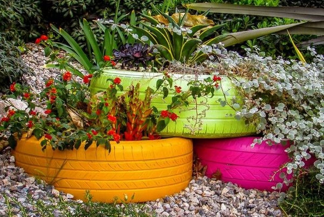 9+ Spectacular And Unique Garden Decor Ideas - Page 9 of 9