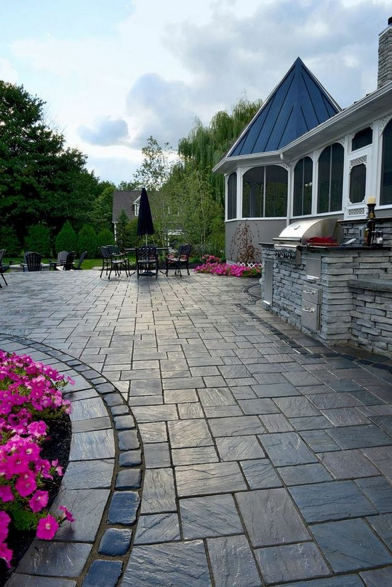 15+ Awesome BBQ Grill Design Ideas for Your Patio - Page 2 ... on Patio Grill Design id=51652