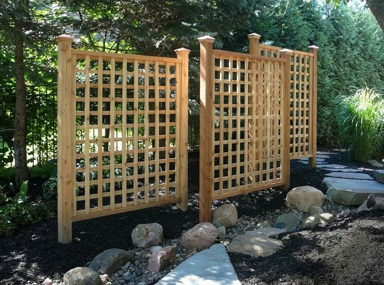 Stunning Diy Backyard Pergola Trellis Ideas To Enhance The Outdoor